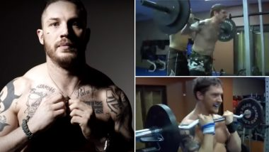 Tom Hardy Birthday Special: Here's The Workout Plan That Helps 'Bane' Maintain His Muscular Physique