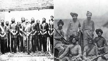 UK Govt to Install Havildar Ishar Singh's 9-Ft Bronze Statue to Pay Tribute to Sikh Soldiers of 'Battle of Saragarhi'
