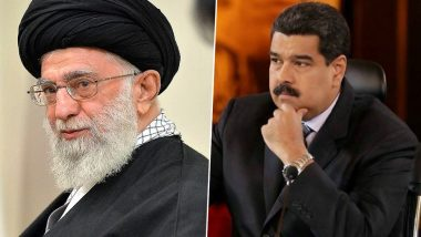 US Imposes 'UN Sanctions' on Iran's Defence Ministry, Venezuela President Nicolas Maduro