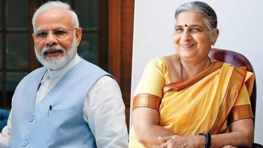 Narendra Modi 4th Among World's Most Admired Men of 2020, Sudha Murthy in List of 20 Most Admired Women: YouGov Rankings