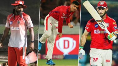 KXIP Playing XI in IPL 2020: 4 Overseas Players Who Could Feature in Kings XI Punjab Line Up Throughout Dream11 Indian Premier League