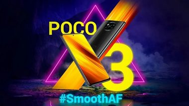 Poco X3 India Launch Confirmed For September 22; Officially Teased Online On Flipkart