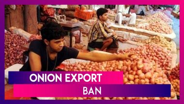 Onion Export Ban: After Sharad Pawar, BJP's Own Devendra Fadnavis & Tejasvi Surya Seek Lifting Of Recent Restrictions