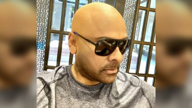 Chiranjeevi Calls Himself an 'Urban Monk' As He Goes Bald, Leaves Fans Impressed With His Uber-Cool Look! (View Pic)