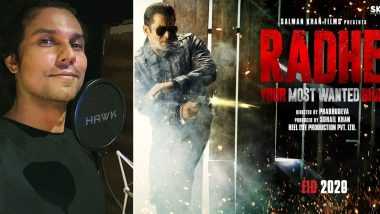 Radhe: Randeep Hooda Resumes Work, Begins Dubbing For Salman Khan's Next (View Post)