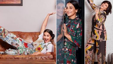 Vidya Balan's Emotions in her Filmfare Photoshoot Resonate with Ours When We Say 'Weekend's Here'