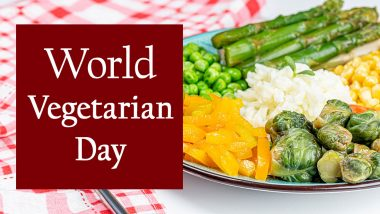 World Vegetarian Day 2020: Planning to Turn Vegetarian? Types, Pros and Cons & Tips to Switch to Vegetarianism in a Healthy Way