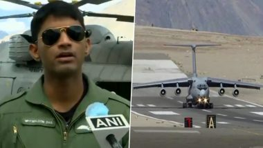 Indian Air Force Ready for Undertaking Operations on Both China, Pakistan Fronts
