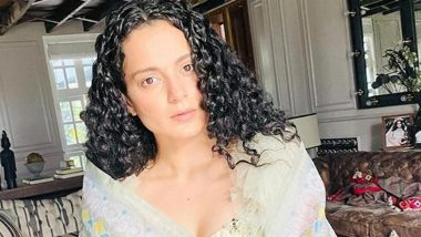 Kangana Ranaut Has Right to Dissent, But Mumbai-PoK Comment Naive, Says Congress