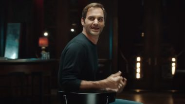 Roger Federer Sings a Beatles Song 'With a Little Help From My Friends' for a Commercial