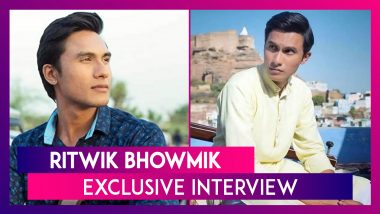 Ritwik Bhowmik: Acting Is Not Rocket Science | Bandish Bandits | Full Interview