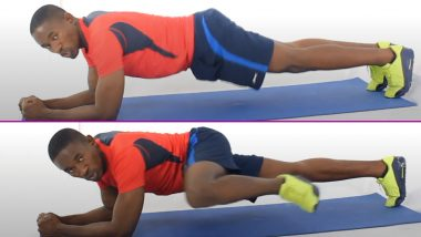 Weight Loss Tip of the Week: How Spiderman Plank Exercise Can Help You Lose Belly Fat (Watch Video)