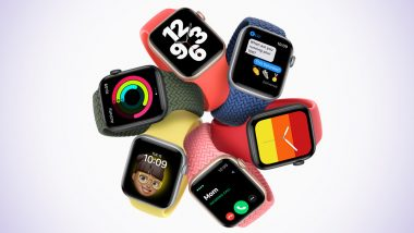 Apple watchOS 7 Released With New Faces & Handwashing Detection Feature: Report