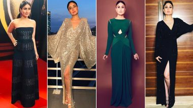 Kareena Kapoor Khan Birthday Special: She Came, She Walked and She Ruled Our Hearts with her Phenomenal Fashion Offerings (View Pics)