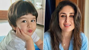 Will Taimur Ali Khan Be A Successful Star Like His Parents? Kareena Kapoor Khan Talks About Her Son's Future