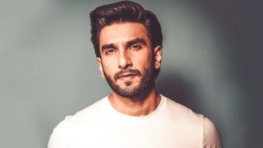 Ranveer Singh's Amazing Cause Is to Make Indian Sign Language the 23rd Official Language