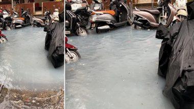 Mumbai Rains: Waterlogging Disrupts Daily Life in City
