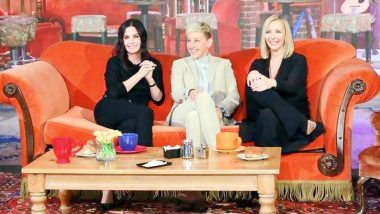 Ellen DeGeneres Is Hosting HBO Max's Friends Reunion Special? Here's What Lisa Kudrow Has to Say