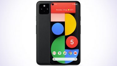 Google Pixel 5, Pixel 4a 5G Launching Today; Watch LIVE Streaming of Google's 'Launch Night In' Event