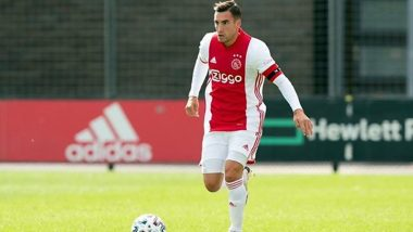 Manchester United Eye Ajax Star Nicolas Tagliafico As Alex Telles Alternative