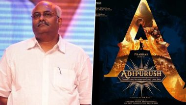 Adipurush: Music Director MM Keeravani Roped in As Composer For Prabhas and Om Raut's Next
