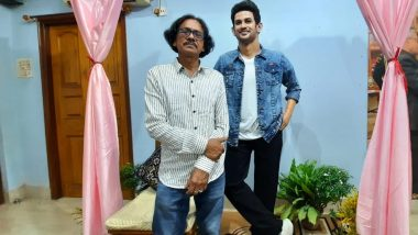 Sushant Singh Rajput's Wax Statue Sculptor Sukanto Roy Reveals How He Made It Using Late Actor's Photographs