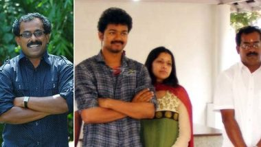 Babu Sivan Dies At 54: Director Of Thalapathy Vijay Starrer Vettaikaaran Passes Away Due to Kidney Failure