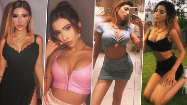 Sakshi Chopra Hot Photos and Videos in Sexy Bikinis & Lingerie: Check out Rumoured Bigg Boss 14 Contestant's Sexiest Snaps to Kill the Mid-Week Blues