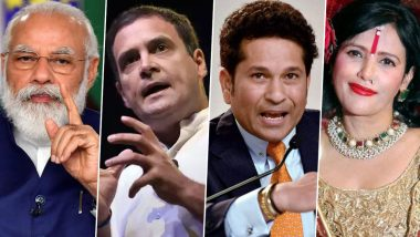 China Snooping on PM Narendra Modi, Rahul Gandhi, Sachin Tendulkar, Radhe Maa And Several Other Indian VIPs: Report