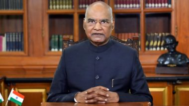 President Ram Nath Kovind 75th Birthday: Know Interesting Facts About Supreme Commander of Indian Armed Forces