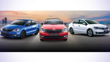 Skoda Rapid TSI AT Launched in India at Rs 9.49 Lakh; Prices, Variants, Features & Specifications