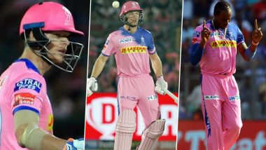 RR Playing XI in IPL 2020: 4 Overseas Players Who Could Feature in Rajasthan Royals Line Up Throughout Dream11 Indian Premier League