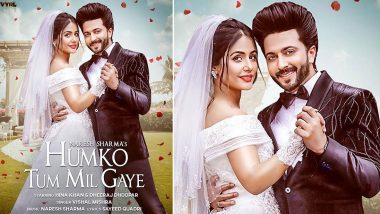 Hina Khan on Humko Tum Mil Gaye Music Video With Dheeraj Dhoopar: The Song Will 'Radiate Lots and Lots of Good and Feelings to Everybody Out There'