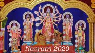 Navratri 2020 Dates & Shubh Muhurat: Know the Auspicious Timings When The Nine-Day Festival of Navaratri Will Be Celebrated After Adhik Ashwin Maas in Leap Year