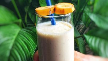 Banana Walnut Lassi For Weight Loss: Here's The Recipe of This Nutritious Drink (Watch Video)