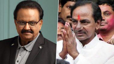 SP Balasubrahmanyam Demise: Telangana CM K Chandrasekhar Rao Mourns the Loss of Legendary Singer