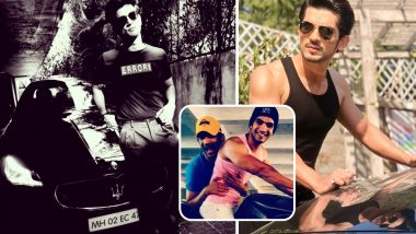Arjun Bijlani Opens Up On Sushant Singh Rajput's Death Theories, Says He Regrets Not Being In Touch With Him