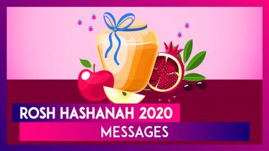 Rosh Hashanah 2020 Messages: WhatsApp Wishes, HD Images And Greetings to Send on The Jewish New Year
