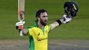 ENG vs AUS 3rd ODI 2020: Fans Praise Glenn Maxwell As Australian Helps Team to Series Win With Brilliant Century