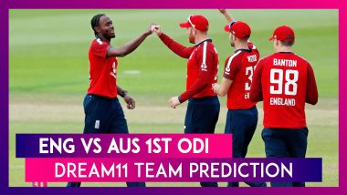 England vs Australia Dream11 Team Prediction, 1st ODI 2020: Tips To Pick Best Playing XI