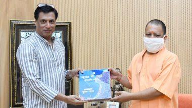 Madhur Bhandarkar Meets Yogi Adityanath in Lucknow; Filmmaker Lauds UP Chief Minister's Mega Film City Announcement in Noida
