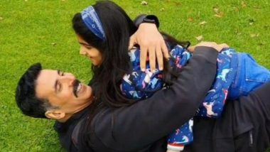 Akshay Kumar Wishes Daughter Nitara on Her 8th Birthday, Expresses Happiness to Be Spending So Much Time with Kids in 2020 (See Pic)