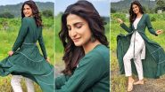 Aahana Kumra Is Channeling a Serene Lush Green Elegance in These Pictures!