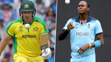 England vs Australia 3rd ODI 2020: Aaron Finch vs Jofra Archer and Other Exciting Mini Battles to Watch Out in Manchester