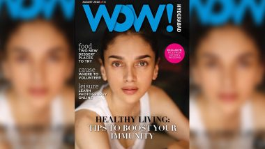 Aditi Rao Hydari Having a Wakeup-No Makeup Moment With This Raw Photoshoot for Wow Magazine Is Our Favourite!