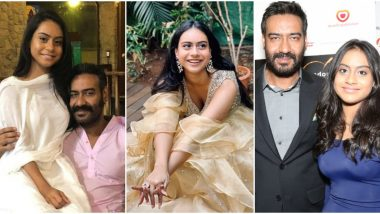 Daughters' Day 2020: Ajay Devgn Shares A Heartfelt Post For Nysa, Says 'My Sharpest Critic, My Biggest Weakness And Strength As Well'