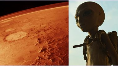 Aliens DO Exist on Mars? Here's What The Recent Findings of Underground Liquid Lakes Indicate About Extraterrestrial Life on The Red Planet
