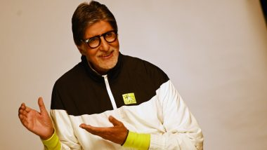 Amitabh Bachchan Leaves Fans Inspired With His Post COVID-19 Recovery 'Back to Work' Schedule of Campaign Films and Kaun Banega Crorepati 12 Shoot