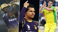 KKR Playing XI in IPL 2020: 4 Overseas Players Who Could Feature in Kolkata Knight Riders Line Up Throughout Dream11 Indian Premier League