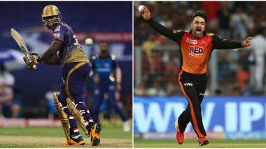 KKR vs SRH Dream11 Team Prediction IPL 2020: Tips to Pick Best Fantasy Playing XI for Kolkata Knight Riders vs Sunrisers Hyderabad Indian Premier League Season 13 Match 8